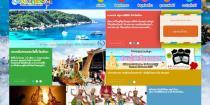 เว็บไซต์ ชวนกันเที่ยวใต้.com 2014