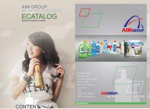 เว็บไซต์ AIMPACK E-Catalog System