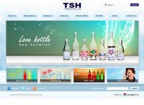 เว็บไซต์ TSH Products